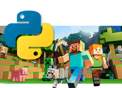 Learning Python programming the fun way with Minecraft
